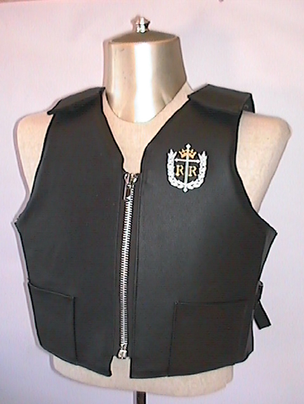 Competitor Vest, Youth, Polyduck